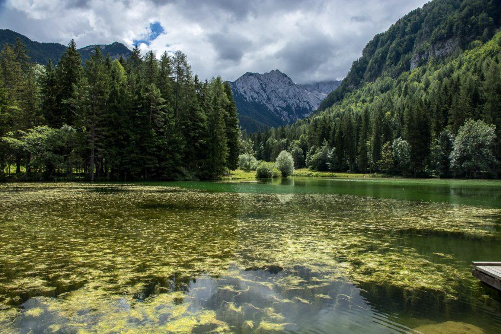 Planšarsko Jezero, Jezersko Lake