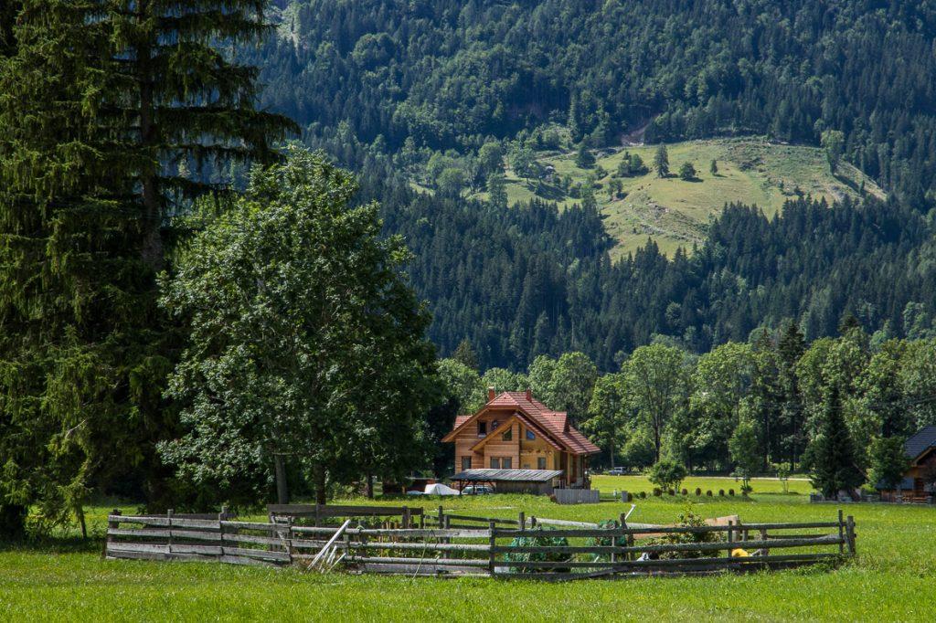 Hiking Trail Jezersko