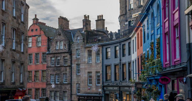 Edinburgh: de ideale stad voor Harry Potter fans