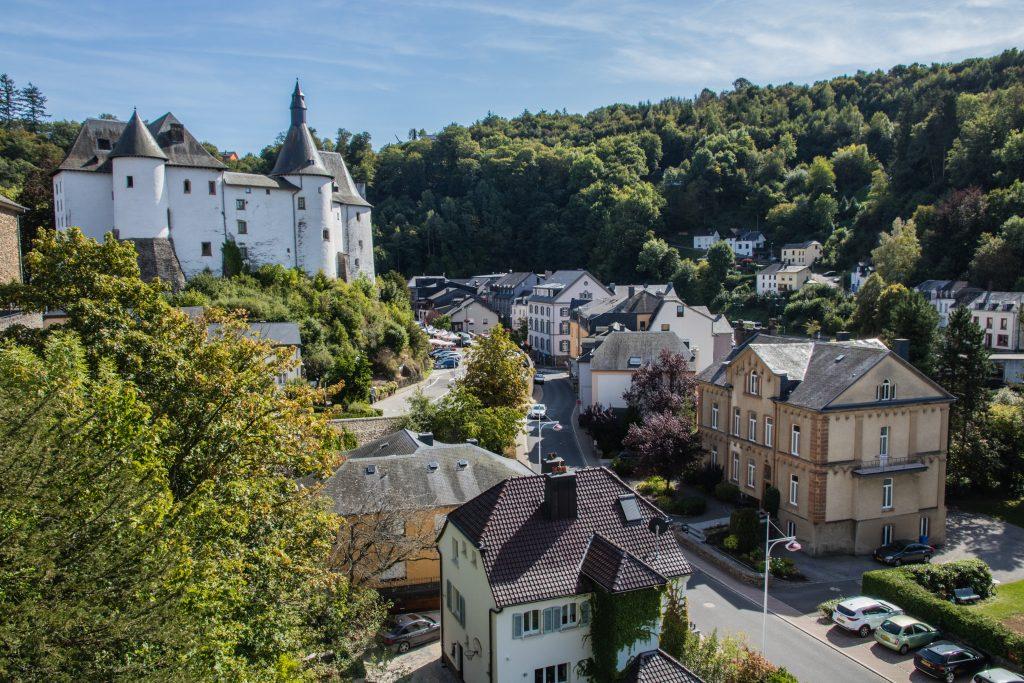 Luxemburg en rondom.