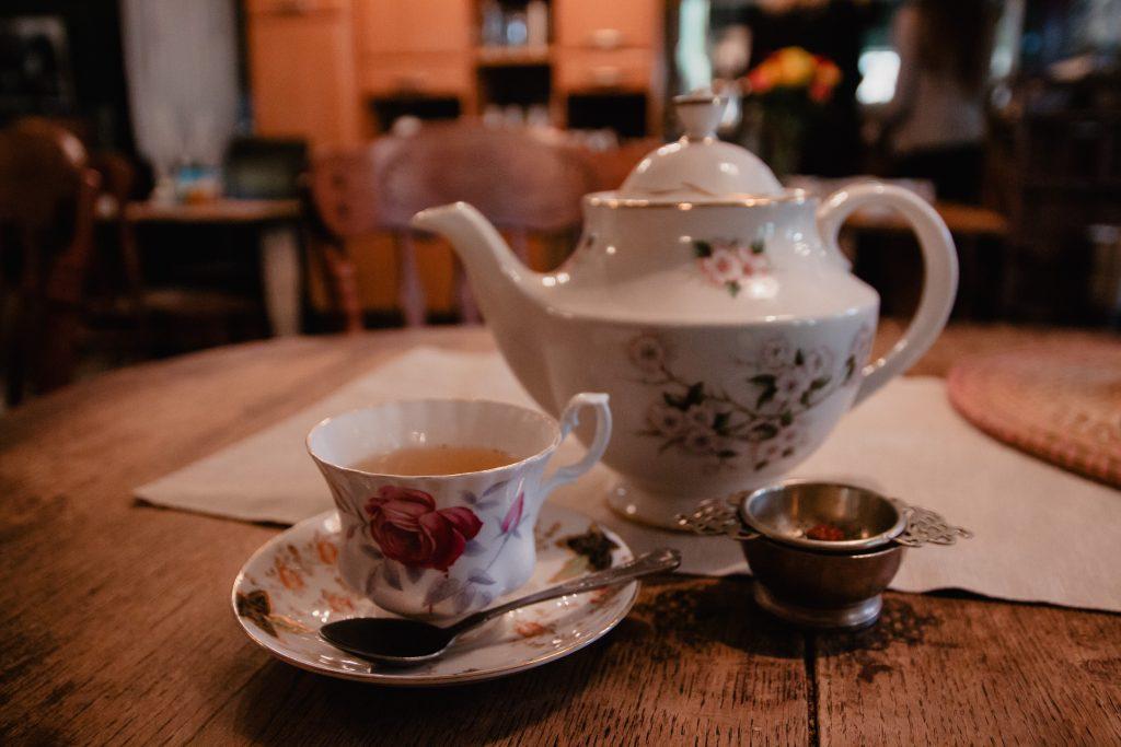 High Tea in Brockenhirst