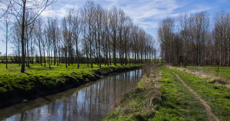De waterwandeling in Lauw, Tongeren