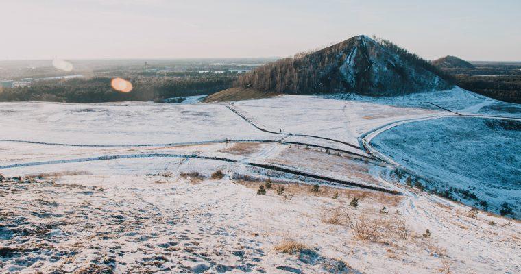 Thorpark: wandel tot de top van de mijnterril in Genk